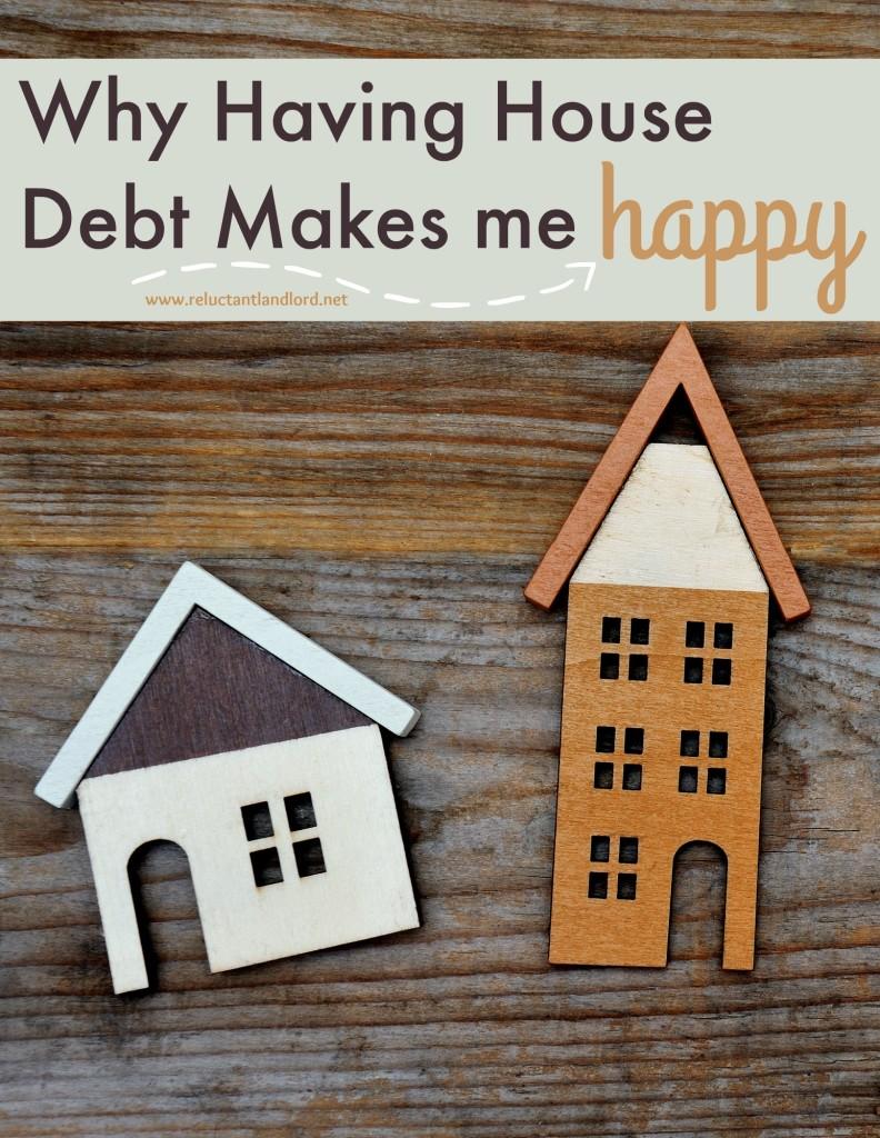 Why Having House Debt Makes me Happy