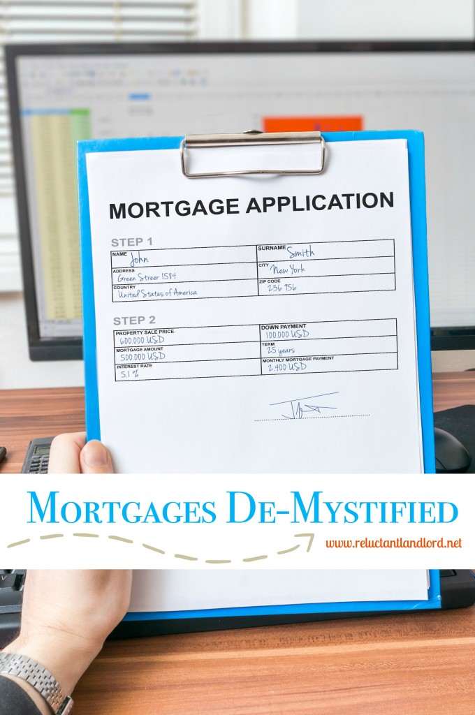 Mortgages De-Mystified