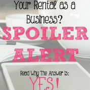 Treating Rentals as a Business: Yay or Nay?