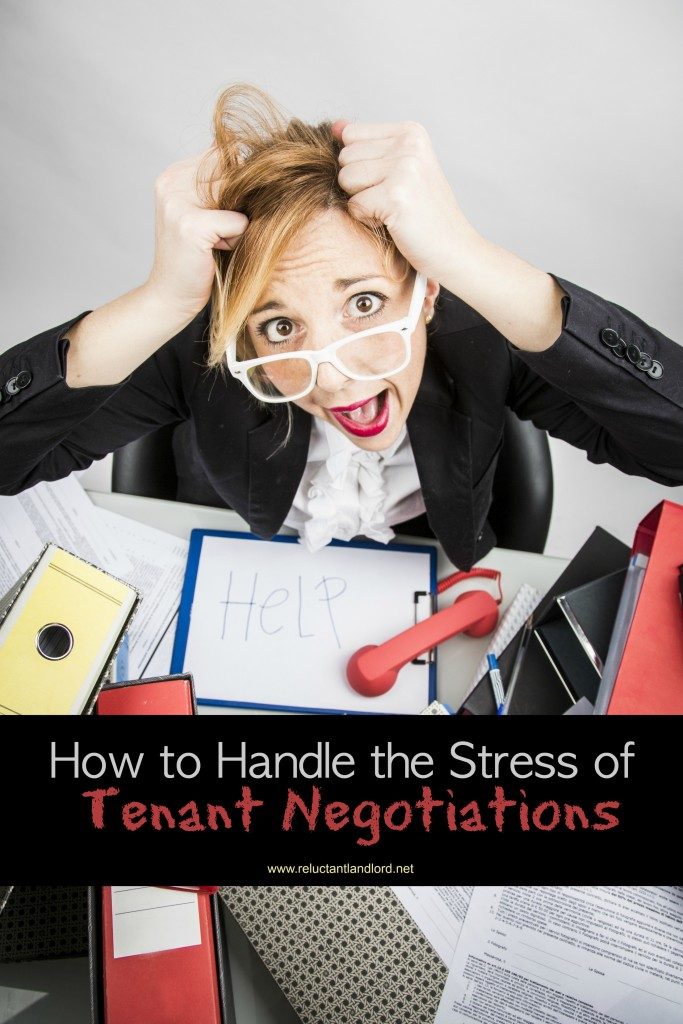 How to Handle the Stress of Tenant Negotiations