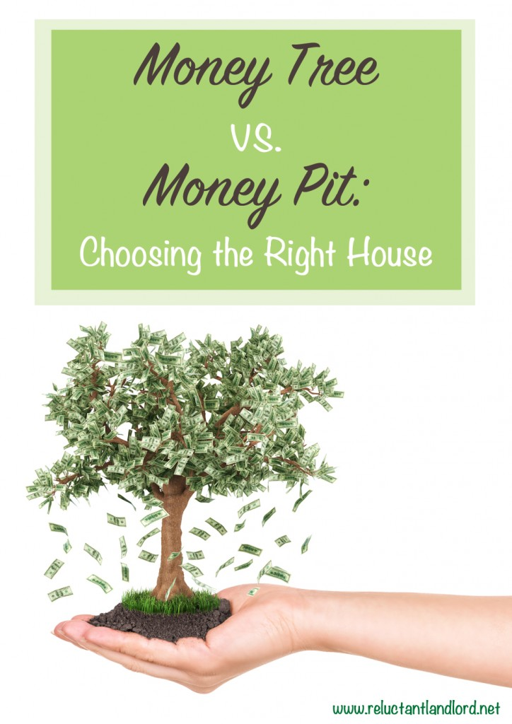 Money Tree vs. Money Pit: Choosing the Right House