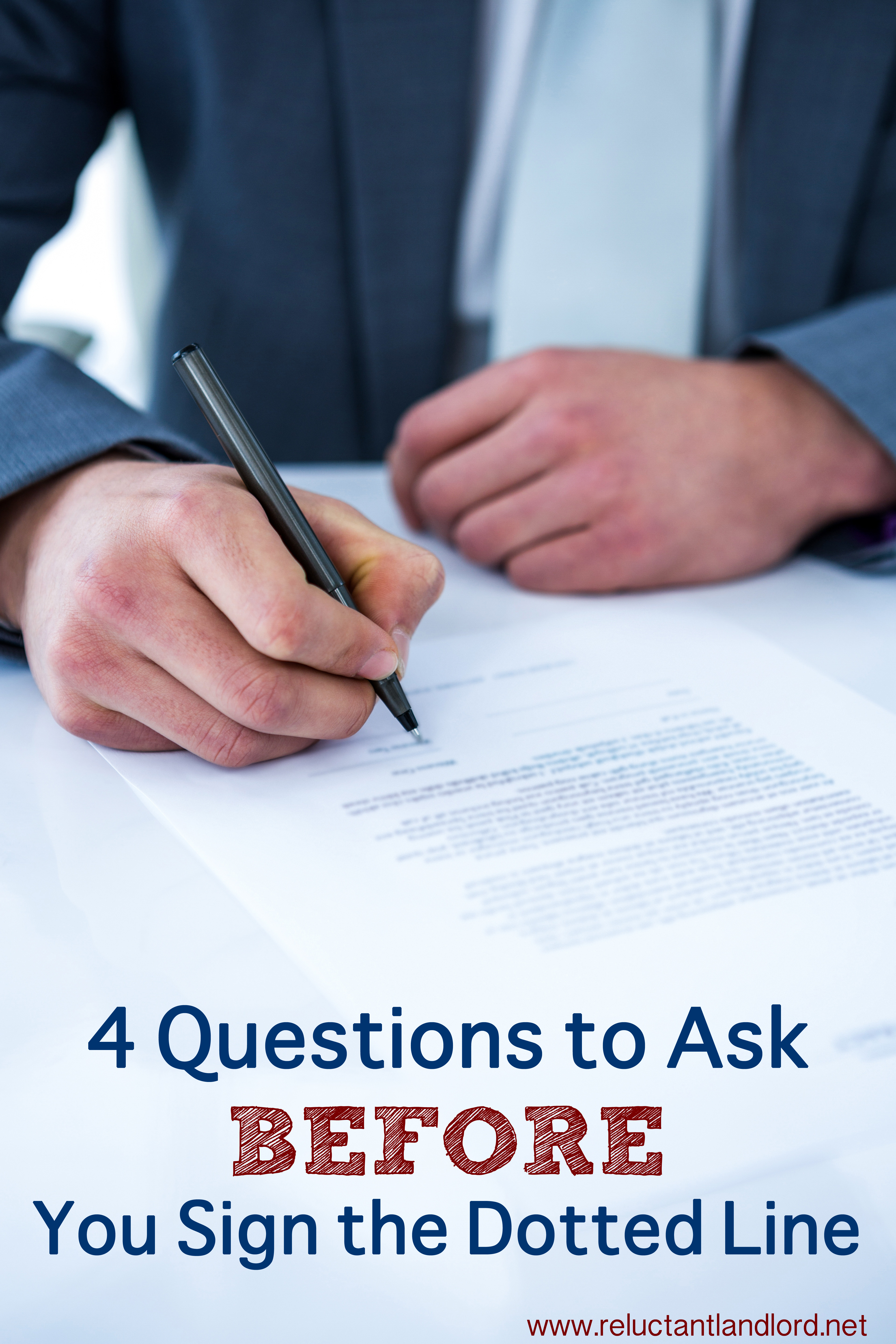 Questions to ask your potential broker