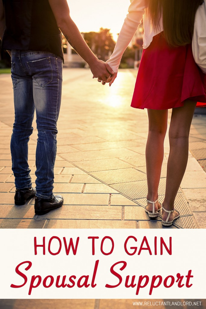 How to Gain Spousal Support
