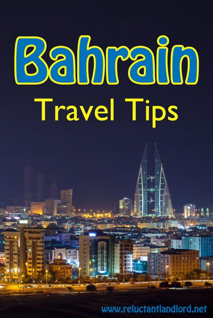 Bahrain Travel Tips