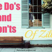 Do's and Don'ts of Using Zillow