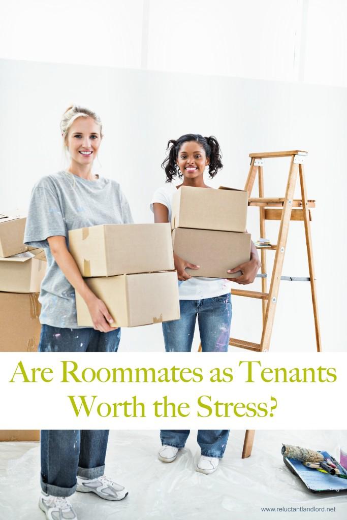 Roommates as Tenants