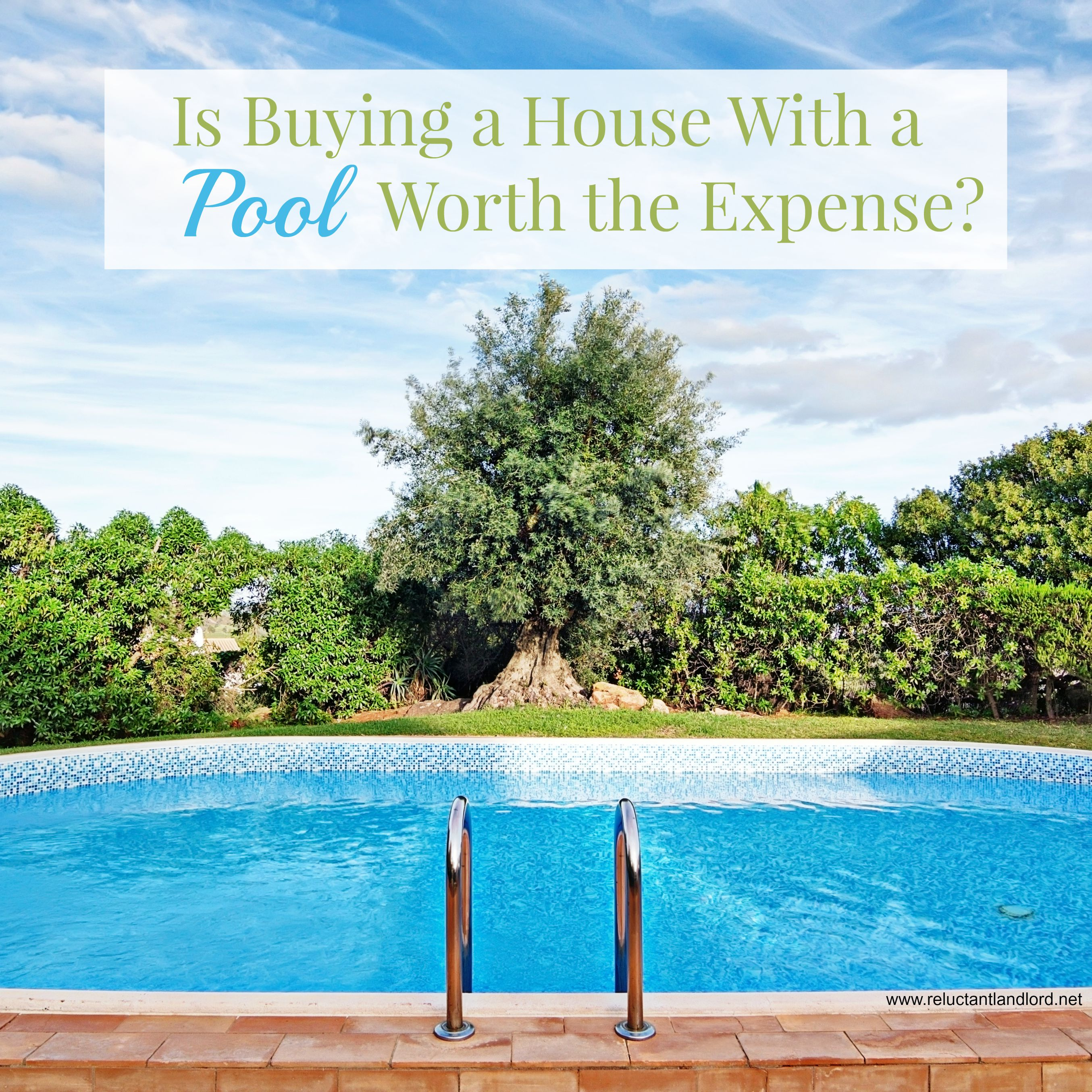 is buying a house with a pool worth the expense the reluctant landlord. Black Bedroom Furniture Sets. Home Design Ideas