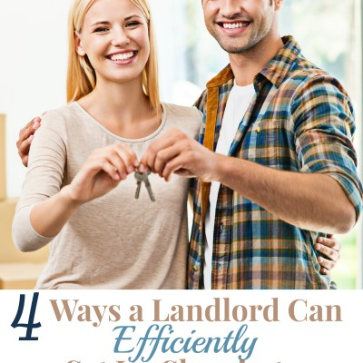 4 Ways a Landlord Can Efficiently Set Up Showings