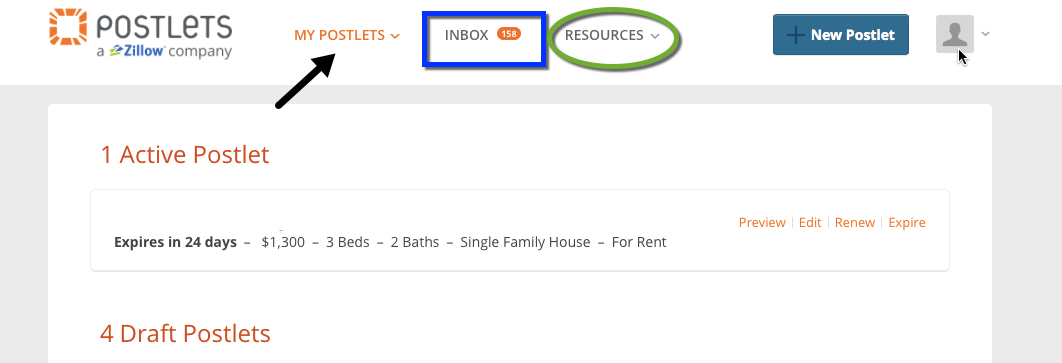 step by step guide to postlets for the more experienced user rh reluctantlandlord net