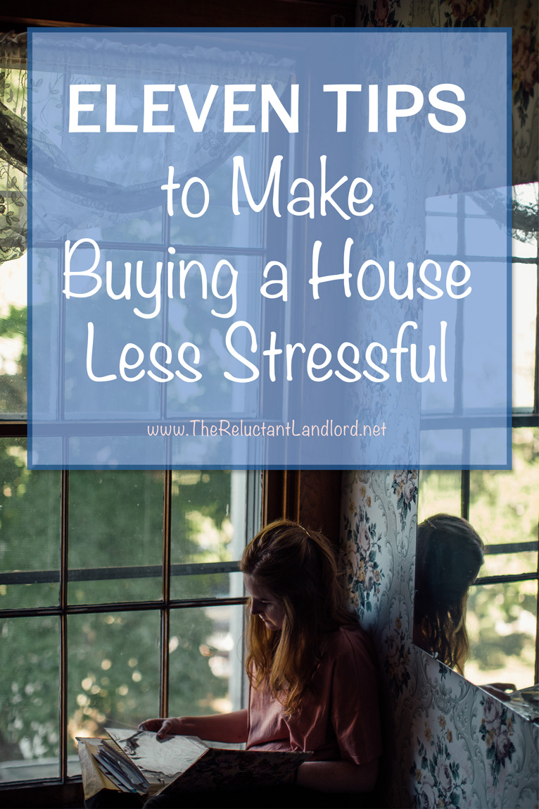 11 tips to make buying a house less stressful - Tips for building a new home ...