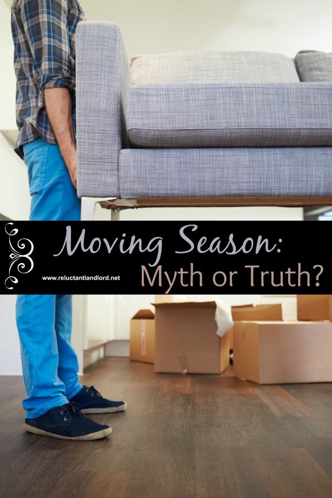 Moving Season: Myth or Truth?