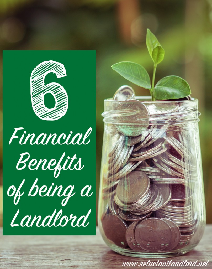 6 Financial Benefits of Being a Landlord