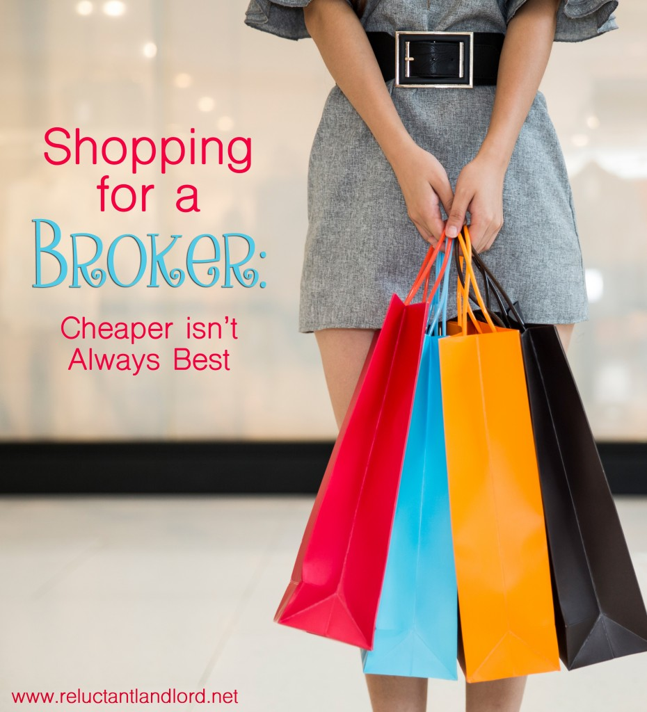Shopping for a Broker: Cheaper isn't Always Best