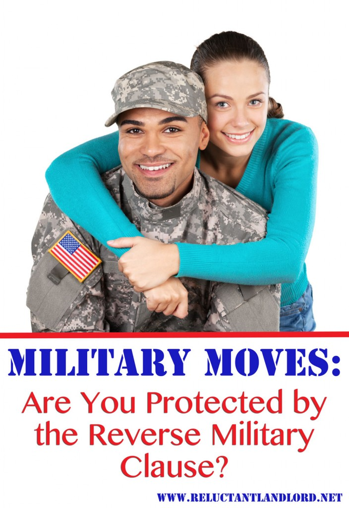 Military Moves: Are You Protected by the Reverse Military Clause?