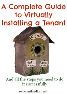 A Complete Guide to Virtually Installing A Tenant