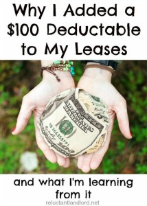 Controversial Rental Deductible Explained