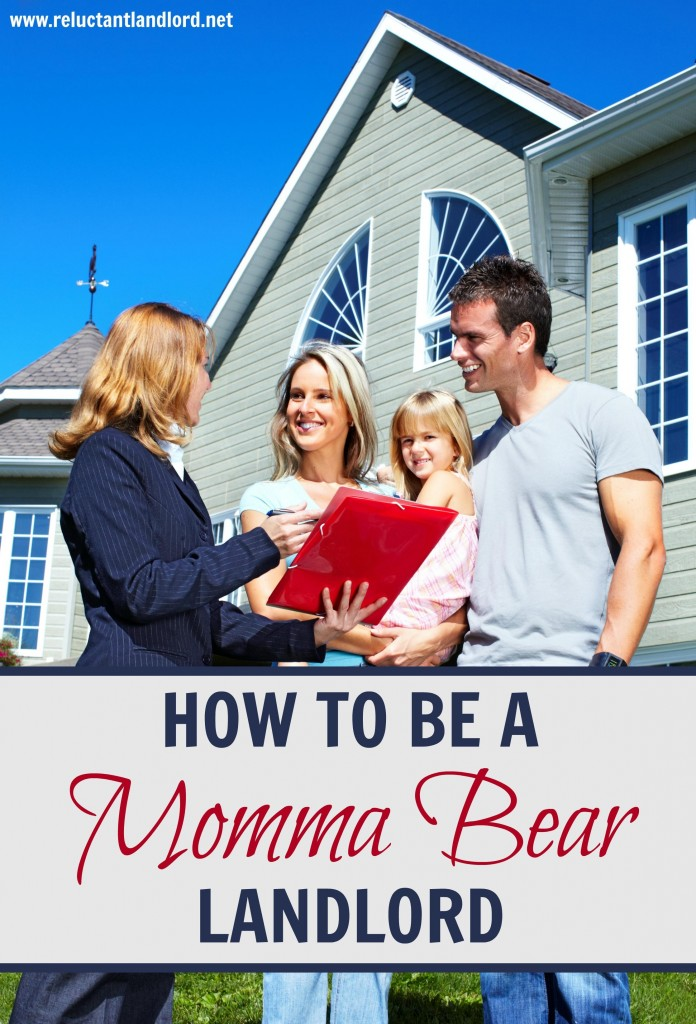 How to be a Momma Bear Landlord
