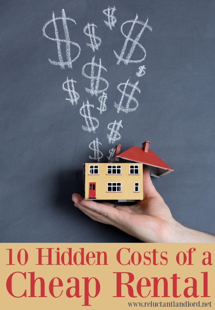10 Hidden Costs of a Cheaper Rental