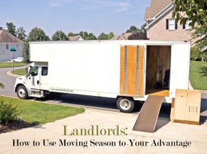 moving season