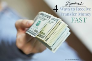 receive money fast