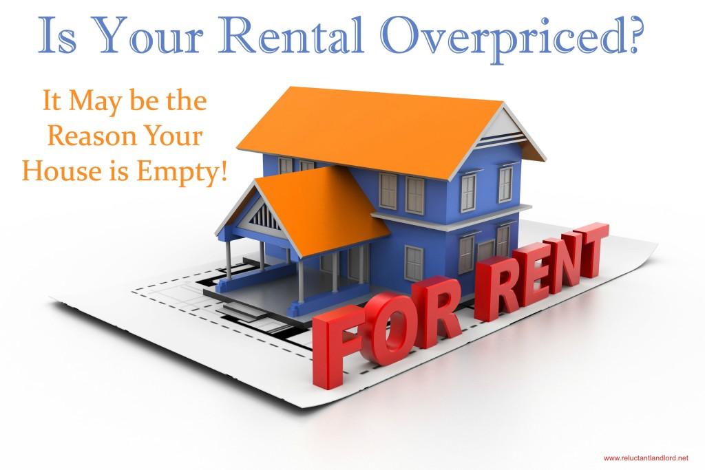 Overpriced rental