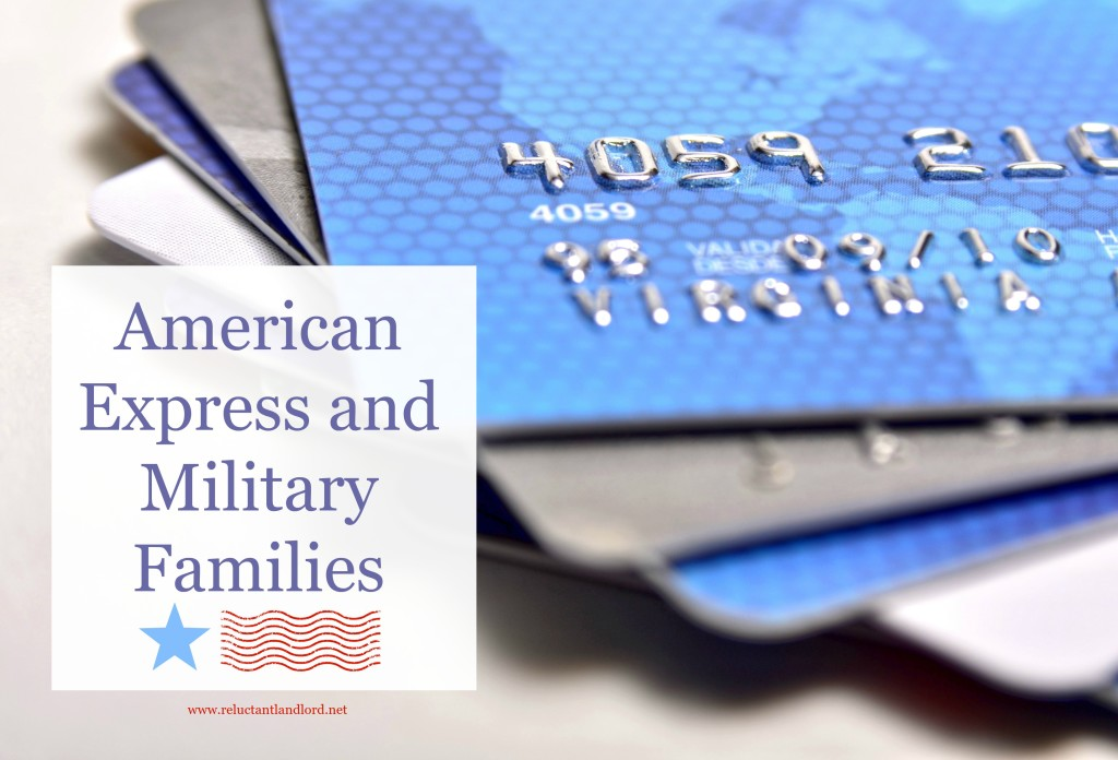 American Express and Military Families