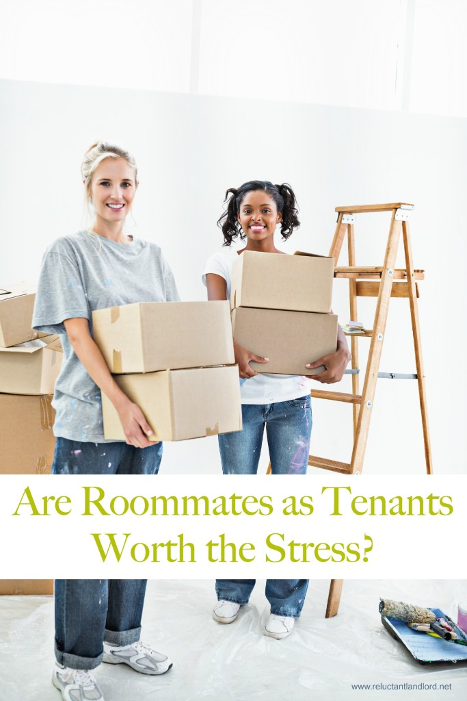 Roommates as Tenants