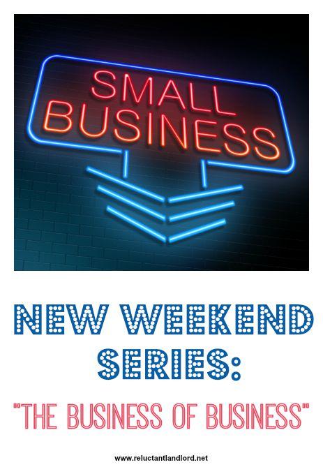 Business Blog Series