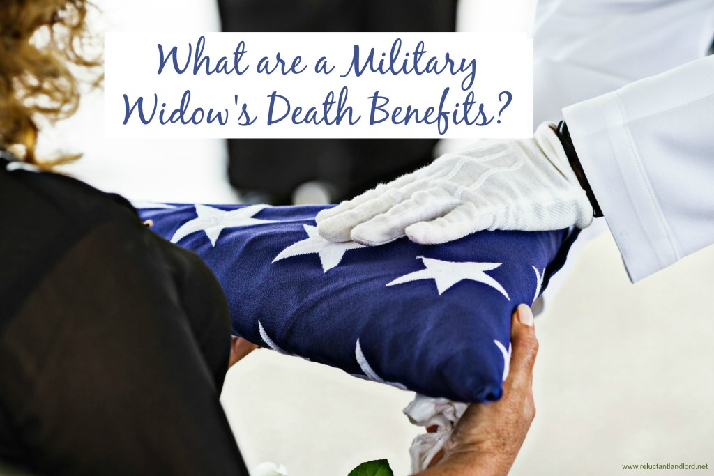 Widow's death benefits