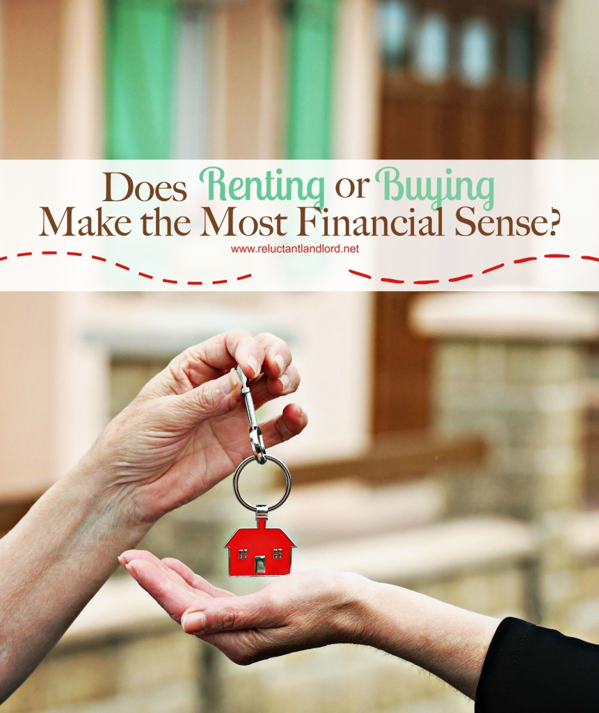 Does Renting or Buying Make the Most Sense?