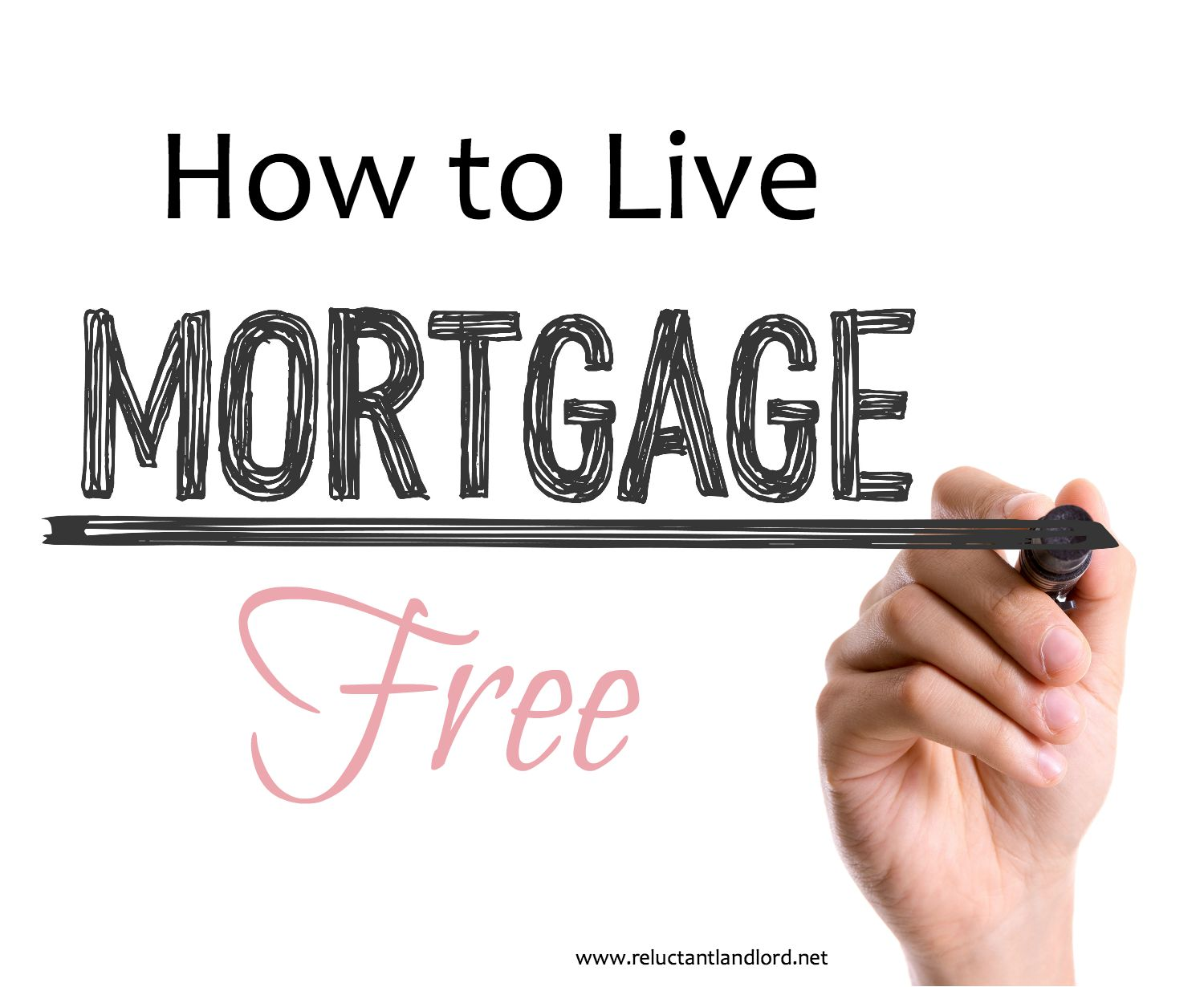 How To Live Mortgage Free The Reluctant Landlord