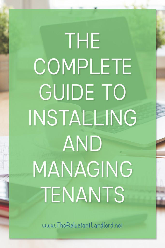 100 Articles on How to Manage Tenants from The Reluctant Landlord
