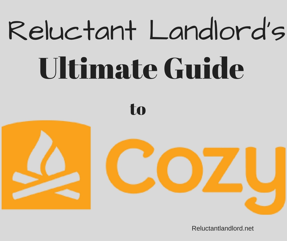 Reluctant Landlord Ultimate Guide to Cozy